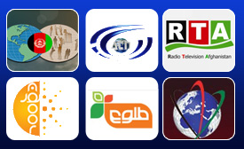 Watch Afghan TVs live